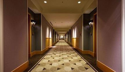 東京台場日航大酒店貴賓樓層