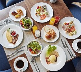 東京台場日航大酒店西式早餐