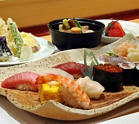 東京台場日航大酒店和式早餐