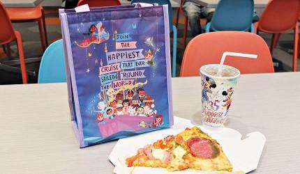 東京迪士尼樂園小小世界披薩