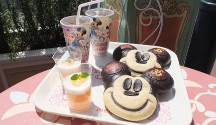 東京迪士尼樂園米奇麵包