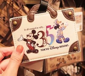 東京迪士尼度假區35週年必買
