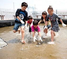 日本橫濱八景島海島樂園海洋莊園釣魚體驗