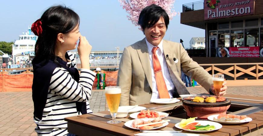 「樂吃購!日本」版主吉田桑和「日本藥妝失心瘋俱樂部」版主Vera