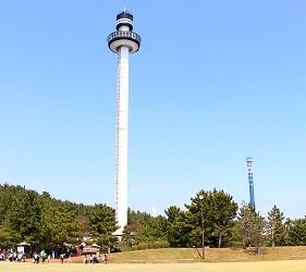 日本橫濱八景島海島樂園旋轉式瞭望台