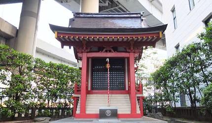 日本橋兜神社