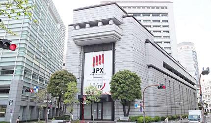 日本橋兜神社東京證券交易所