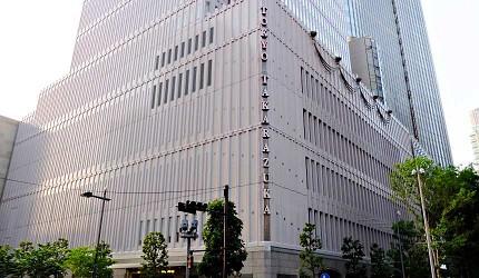 西元1934年建好的「東京寶塚劇場」