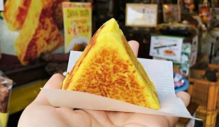東京埼玉川越必吃蕃薯地瓜甜點翠扇亭 芋太郎