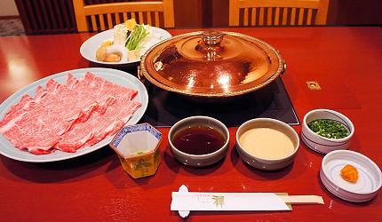 涮涮鍋、壽喜燒吃到飽名店推薦「しゃぶ禪」的黑毛和牛肋眼涮涮鍋吃到飽