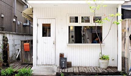 在當地已經開了16年的「café Lotta」