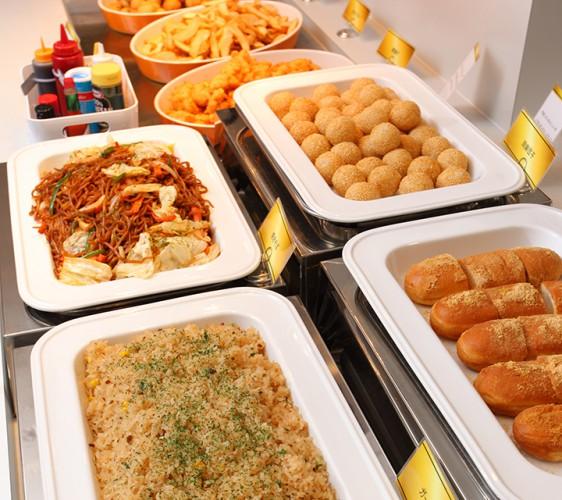 1,512日圓起的吃到飽燒肉店「Stamina太郎NEXT」上野阿美橫丁店自助取餐料理