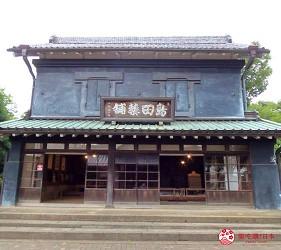 東京近郊景點推薦府中市鄉土之森博物館古建築