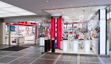 東京藥妝購物推薦「Ginza ViVi」三店相鄰