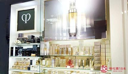 東京藥妝購物推薦erume de beaute銀座店內的肌膚之鑰品項齊全