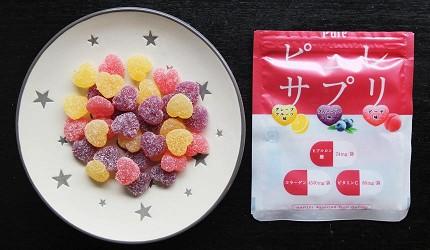 Puré 綜合機能軟糖