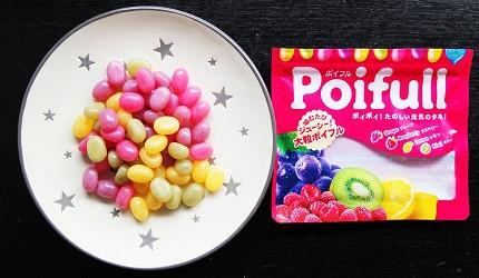 明治 Poifull綜合水果軟糖