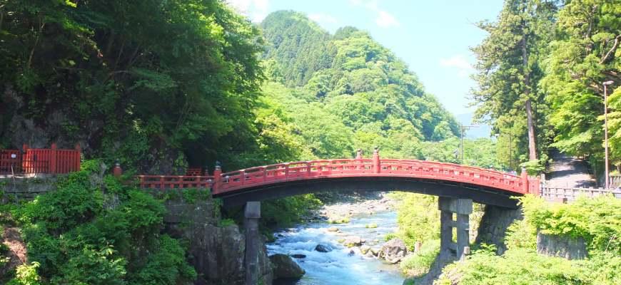日光二荒山神橋