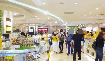 品川站內可購物、用餐,方便打發時間