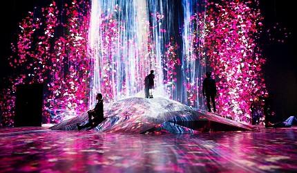 東京新地標!巨型數位藝術美術館 「teamLab borderless」6月21日在台場隆重開幕! 4