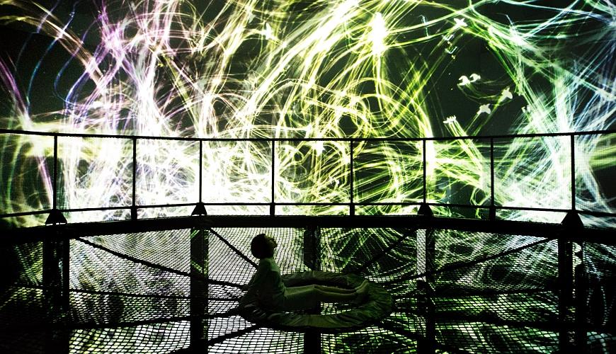東京新地標!巨型數位藝術美術館 「teamLab borderless」6月21日在台場隆重開幕! 3