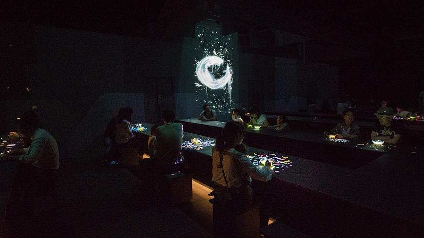 東京新地標!巨型數位藝術美術館 「teamLab borderless」6月21日在台場隆重開幕! 10