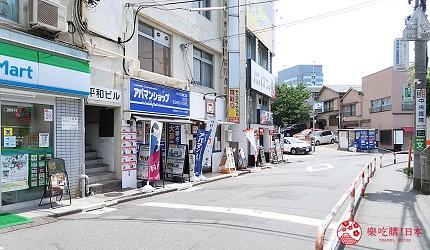 東京代代木果汁吧「Agaveria」的交通方式步驟二