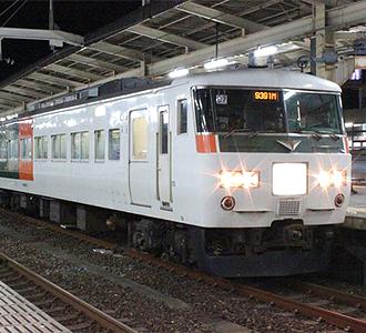 日本旅行自由行青春18車票月光列車寢台列車