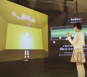 東京自由行必逛景點「台場」必逛「AQUA CiTY ODAIBA」的5F Sony ExploraScience