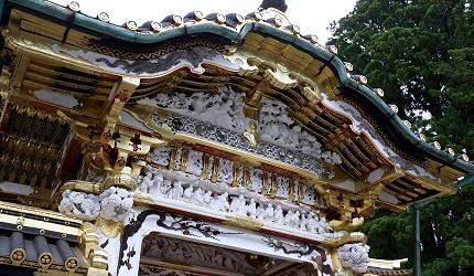 關東東京近郊枥木日光東照宮二社一寺世界遺產