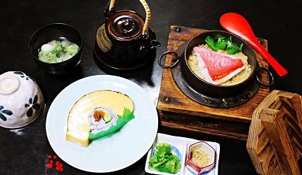 銚子の伊達巻金目の釜飯あづま寿司海鮮