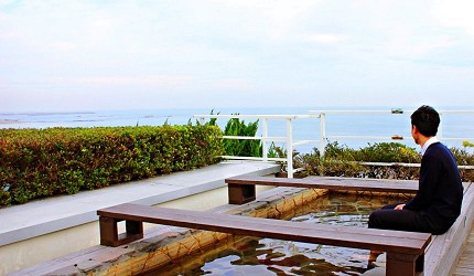 銚子絶景の宿犬吠埼ホテル免費足湯