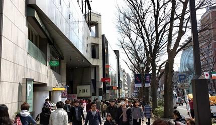 東京原宿表參道