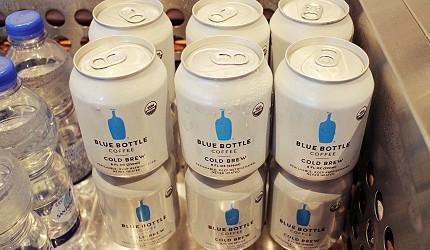 日本Blue Bottle Coffee藍瓶咖啡數量限定發售罐裝咖啡coldbrew
