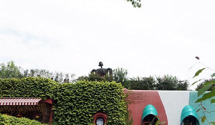 三鷹之森吉卜力美術館(三鷹の森ジブリ美術館)