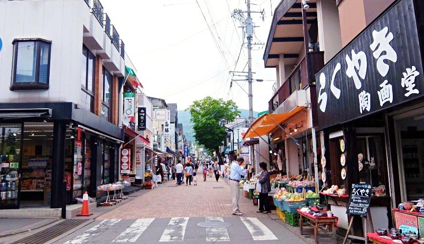 日本全國東京自由行旅遊全攻略推薦景點近郊長野輕井澤必吃美食