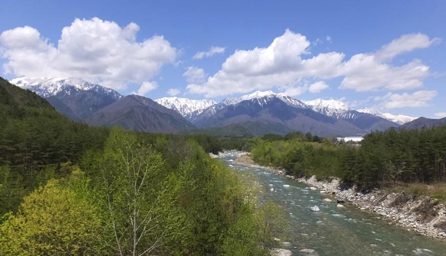 北阿尔卑斯山下魅力再发现!长野「信浓大町」美食特辑