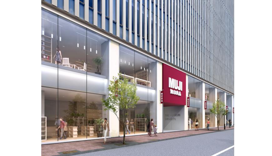 世界最大無印良品旗艦店與「MUJI HOTEL」2019年春天登陸日本東京銀座