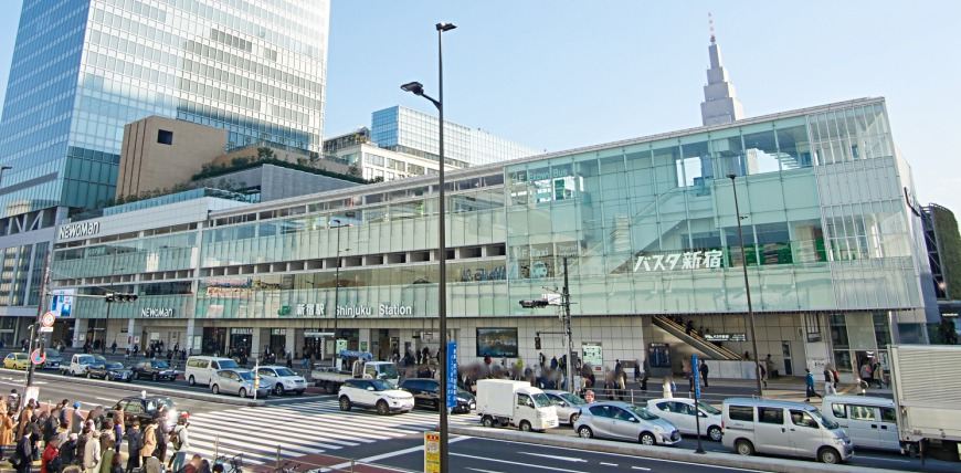 日本東京自由行新宿成田澀谷前往河口湖交通方式全攻略