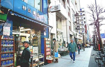 """日本東京自由行推薦必訪老街景點神保町""""  width="""