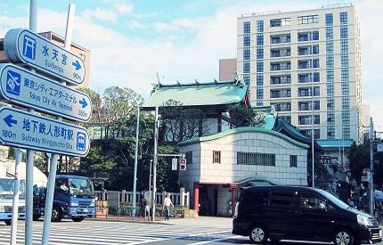 """日本東京自由行推薦必訪老街景點人形町""""  width="""