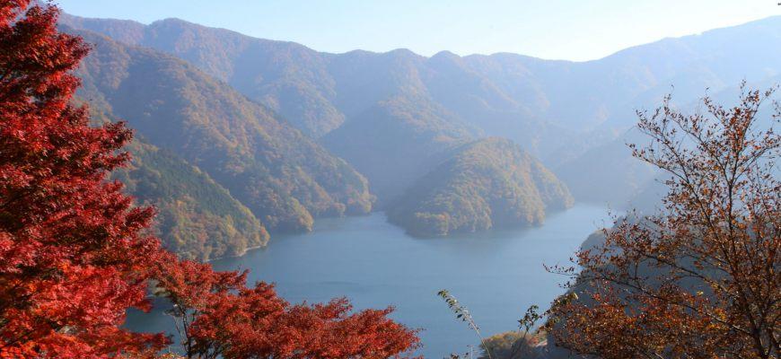 御嶽御岳山奧多摩湖賞楓散步一日遊