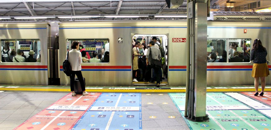 日本東京自由行的交通攻略由東京市區前往羽田機場搭乘京急線