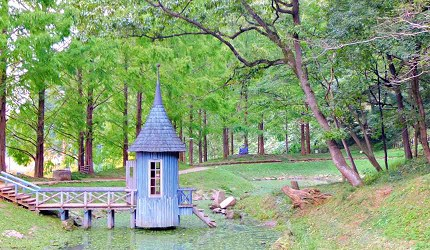 东京亲子景点推荐龙猫森林噜噜米公园散步