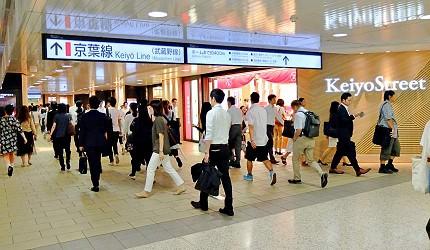 東京車站轉乘新幹線巴士NEX京葉線交通不迷路攻略八重洲丸之內