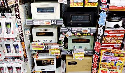 日本小烤箱