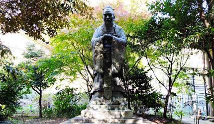 世界最高的孔子銅像