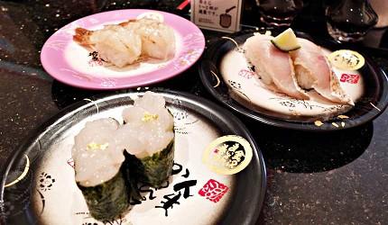 金沢まいもん寿司的名物