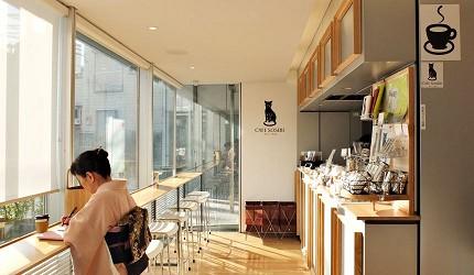 漱石山房紀念館咖啡