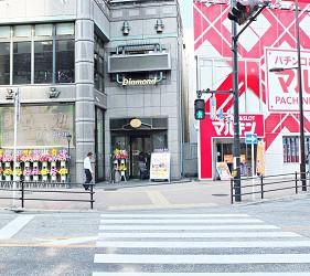 JR武藏小金井站北口